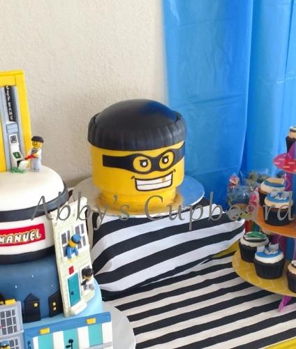 Lego Robber Head 4_29_17