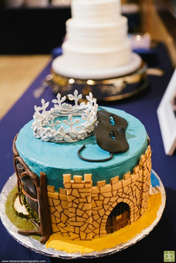 Princess Bride's groom's cake 2016a
