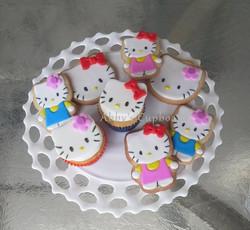 Hello Kitty cookies 6_26_15