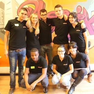 Equipe tuteurs Chourmo 2013