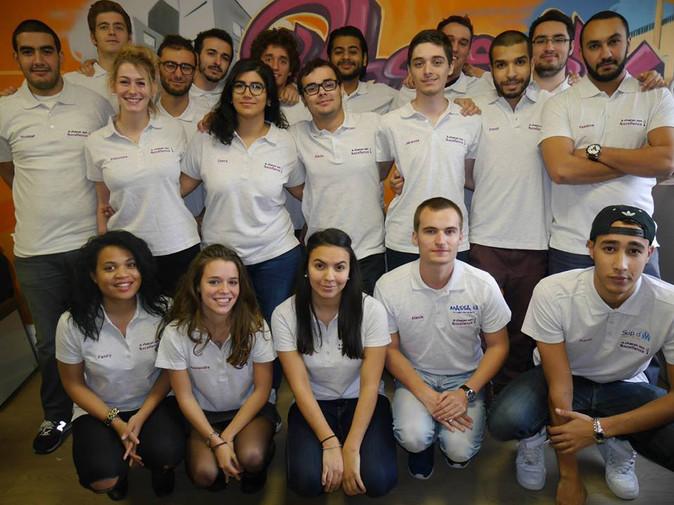 Equipe tuteurs ACSE 2015