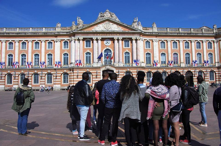 Voyage ACSE Toulouse 2016