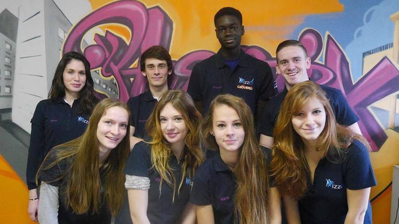 Equipe tuteurs IZZO 2016