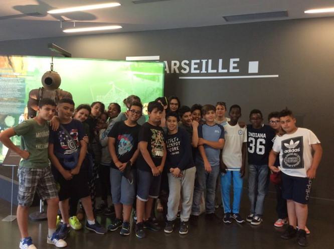 Sortie AA Musée de l'Histoire 2016