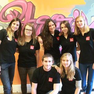 Equipe tuteurs AA 2013