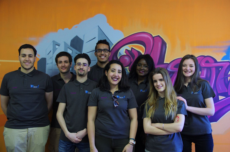 Equipe tuteurs IZZO 2017