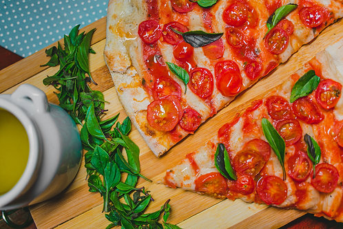 Livorno (Tomate cereja - Vegana)