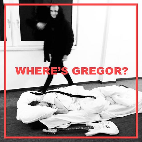 Don't Trust Butterflies - Where's Gregor? CD