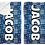 "Thumbnail: Hanukkah Print 40"" x 60"" Sleep Sack"