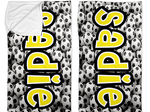 "Soccer 40"" x 60"" Sleep Sack"
