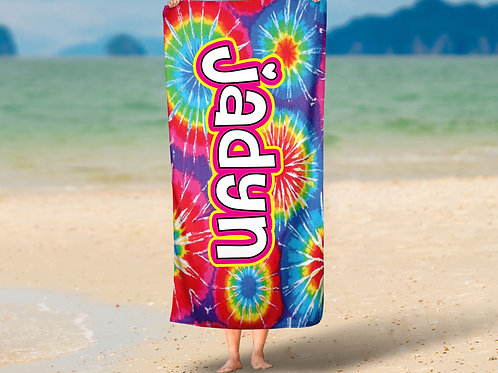 WS Tie Dyed TOWEL