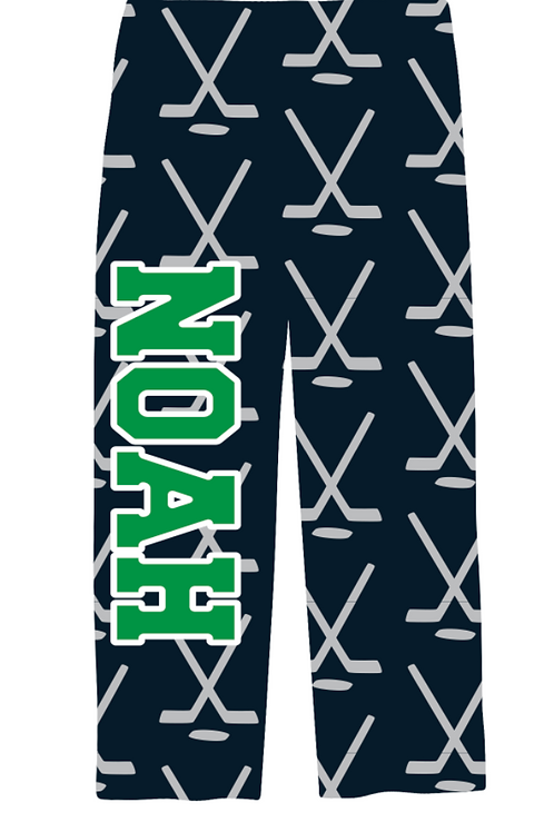 Adult Hockey PJ Pants