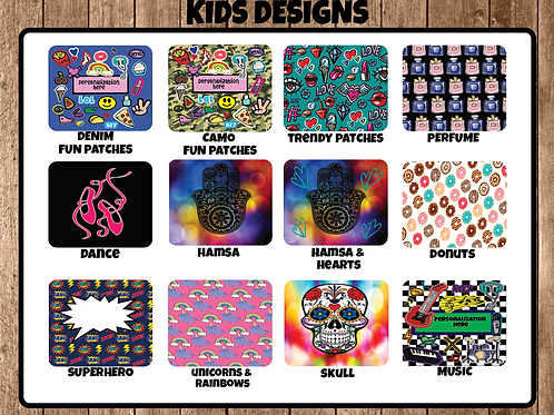 "Kid Designs 30""x50"" Sleep Sacks"