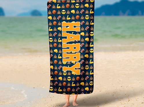 Sports & Emojis TOWEL