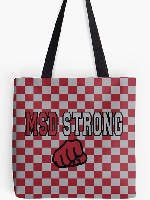 """MSD Strong 13""""x13"""" Tote"""