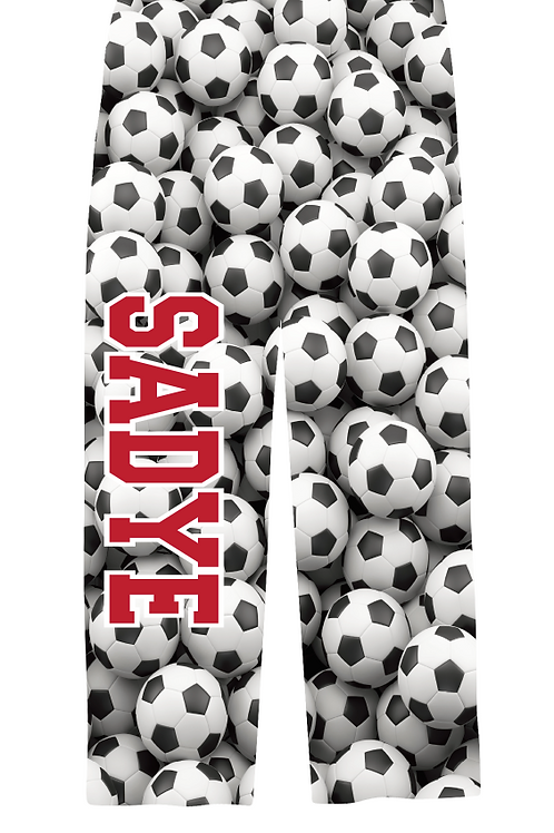 WS Youth  Soccer PJ Pants
