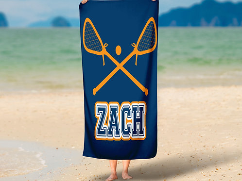 LAX Towel