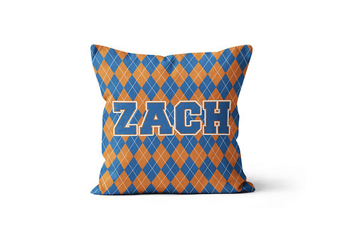 "WS COLLEGE COLORS 16""x16"" Throw Pillow Cover"