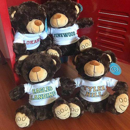WS Camp Teddy Bears