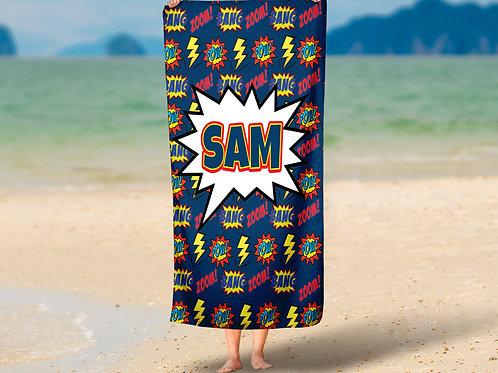 WS Superhero TOWEL
