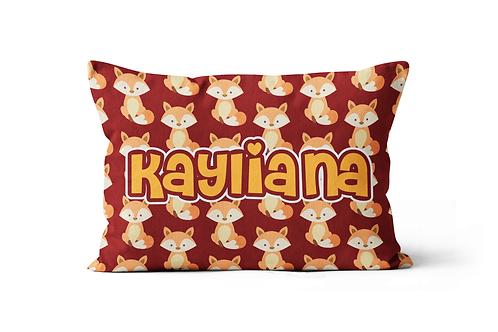 WS Foxes Pillowcase