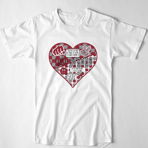 MSD Love Youth Tee