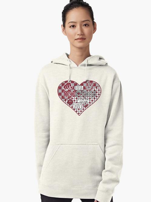 MSD Love Pullover Hoodie