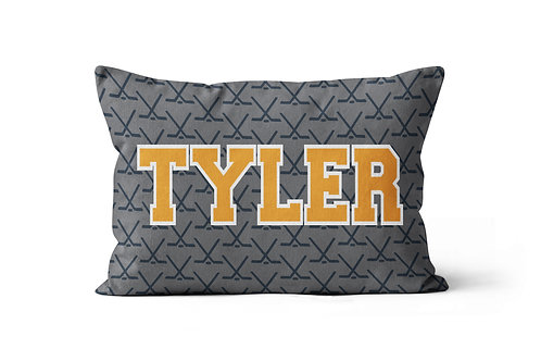 WS Hockey Pillowcase