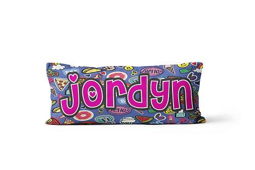 WS Patches Body Pillowcase