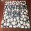 "Thumbnail: WS Baseball XLarge Size Blanket (60""x80"")"