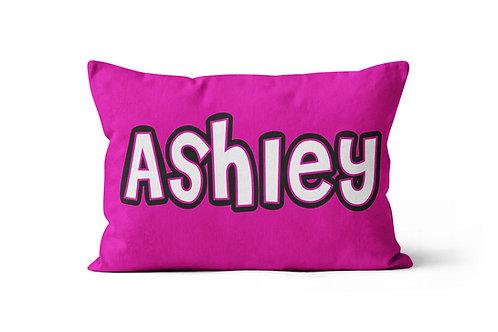Just a Name Pillowcase