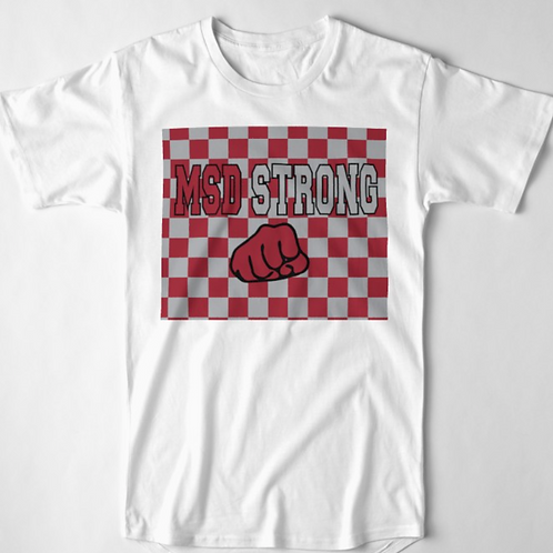 MSD STRONG Youth Tee