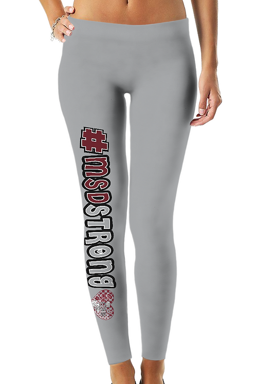 MSD Love Solid YOUTH Leggings