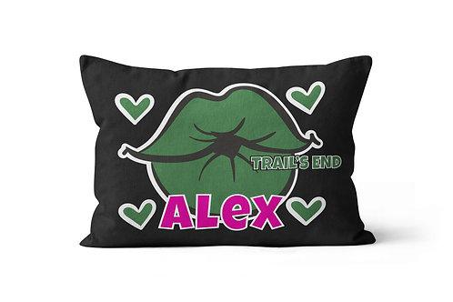 WS Kiss My Camp Pillowcase