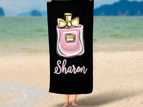 Perfume Bottle TOWEL