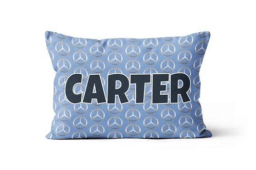 Blue Peace Pillowcase