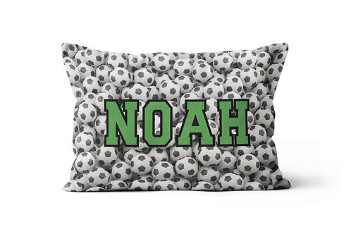 WS Soccer Pillowcase