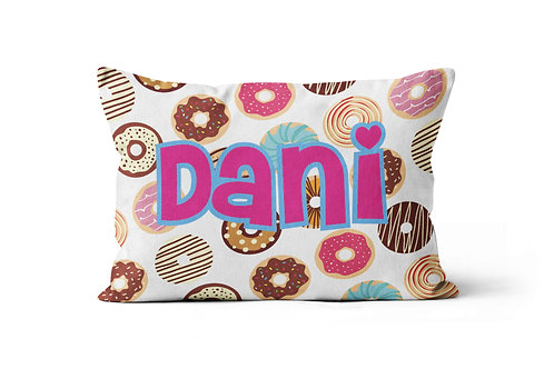 WS Donuts Pillowcase