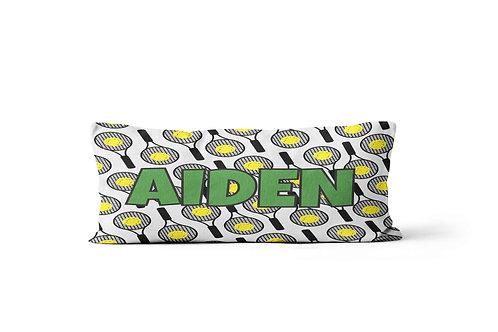 WS Tennis Body Pillowcase