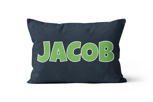 WS Just a Name Pillowcase
