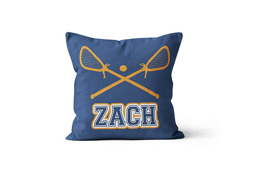 "LAX 16""x16"" Throw Pillow Cover"