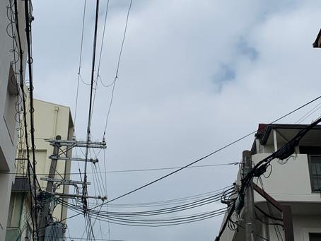 2/7 日晴れちょっと小雨