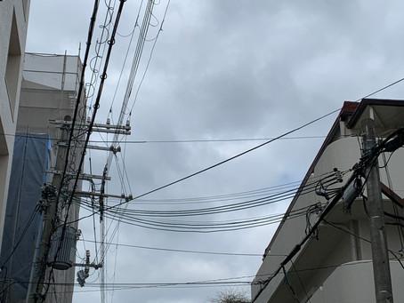 11/11 水 曇り時々はれ