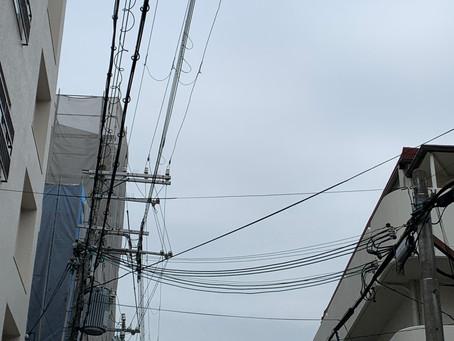 11/13 金 小雨のち晴れ