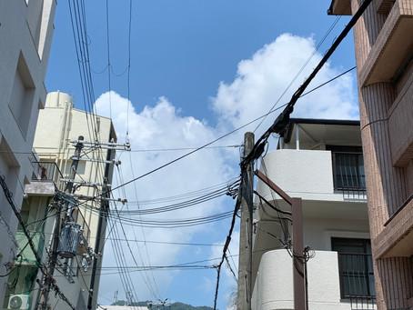 7/29 木 曇り