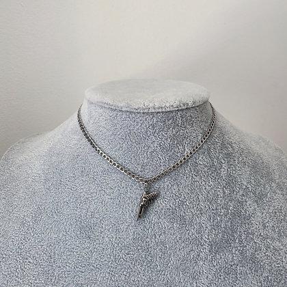 Gunny necklace