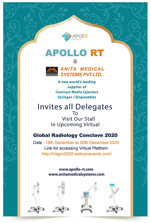 Global Radiological Conclave 2020 invita