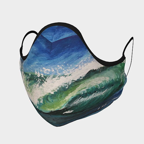 The Wave Face Mask