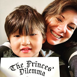 The Princes' Dilemma great reading