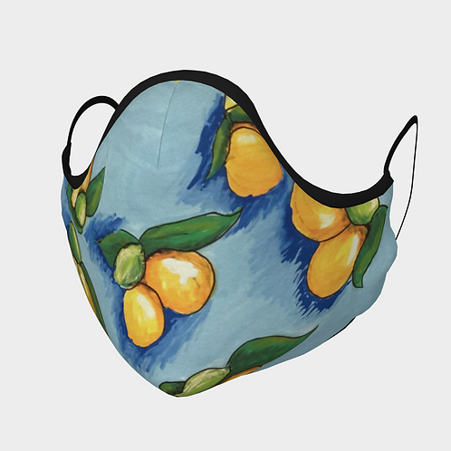 Lemons & Limes Face Mask